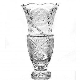 Хрустальная ваза для цветов  «Сумерки»