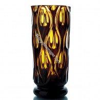 Хрустальная ваза для цветов «Богема» большая
