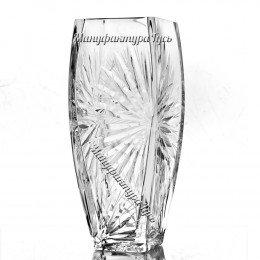 Хрустальная  ваза для цветов «Марта»