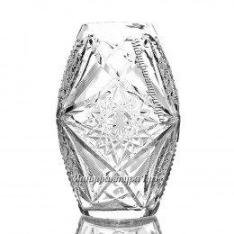 Хрустальная  ваза для цветов «Галла»