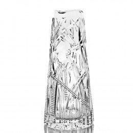 Хрустальная  ваза для цветов «Можжевельник»