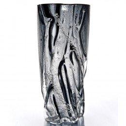Хрустальная  ваза для цветов «Лесная»