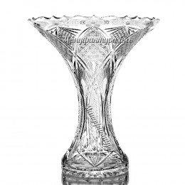 Хрустальная  ваза для цветов «Лили»