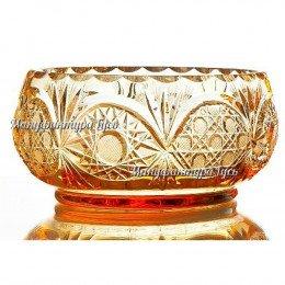 Хрустальная ваза для стола  «Трюфель»