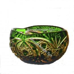 Хрустальный салатник «Евгения» маленький