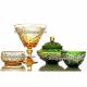 Хрустальная ваза для конфет  «Монарх»