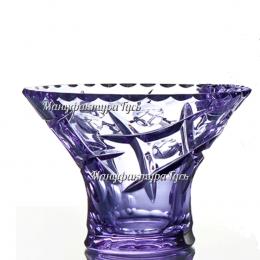 Хрустальная ваза для конфет  «Ассорти»