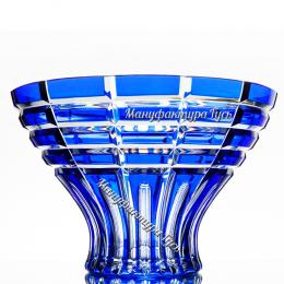 Хрустальная ваза для фруктов «Олимп»