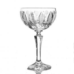 Хрустальная ваза для печенья «Бусинка»