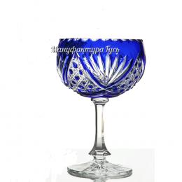 Хрустальная ваза для конфет «Мазурка»