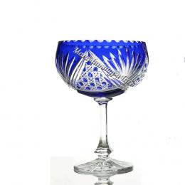 Хрустальная ваза для печенья «Мазурка»