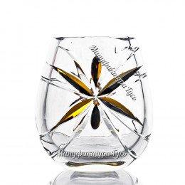 Хрустальная декоративная ваза «Фристайл» мал.