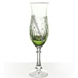 Хрустальный набор бокалов «Тюльпан»
