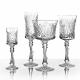Хрустальный набор фужеров для шампанского серии «Шведка»