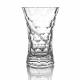 """Хрустальный стакан для напитков «Стройный» рис. """"Пузырьки"""""""