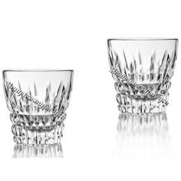 """Хрустальный набор стаканов для напитков """"Ноготок"""""""