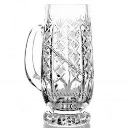 Хрустальная кружка для пива «Банзай»