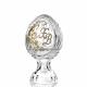 Хрустальное декоративное изделие «Яйцо» малое с рисунком