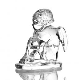 Хрустальное декоративное изделие «Ангелочек»