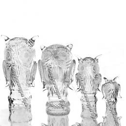 Хрустальное декоративное изделие «Филин»