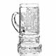 """Хрустальная кружка для пива «Престиж» с гравировкой рис.""""Кораблик"""""""