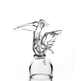 Хрустальное декоративное изделие «Пеликан»