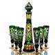 Хрустальный набор «Коломенская верста» (графин с пробкой,   6 бокалов)