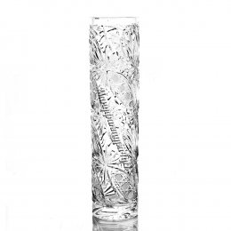 Хрустальная ваза для цветов «Дон Кихот»