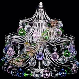 Настольная лампа Елка №1