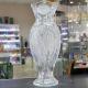 Хрустальная декоративная ваза «Журавль»
