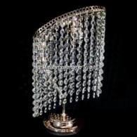 Настольная лампа Стиль камень обтикон 20 мм