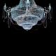 Люстра хрустальная Винтаж (Миндаль 50)
